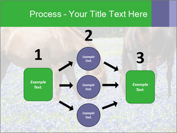 Two horses PowerPoint Template - Slide 92