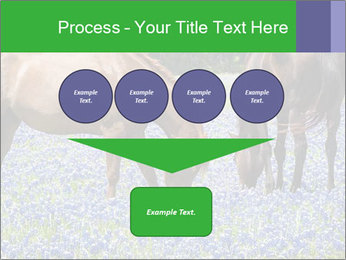 Two horses PowerPoint Template - Slide 93