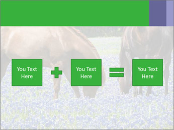 Two horses PowerPoint Template - Slide 95