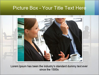 Conference Room PowerPoint Template - Slide 15