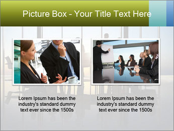 Conference Room PowerPoint Template - Slide 18