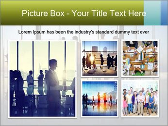 Conference Room PowerPoint Template - Slide 19