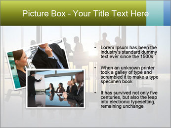 Conference Room PowerPoint Template - Slide 20