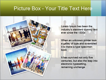 Conference Room PowerPoint Template - Slide 23