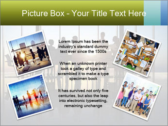 Conference Room PowerPoint Template - Slide 24