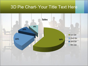 Conference Room PowerPoint Template - Slide 35