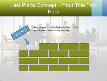 Conference Room PowerPoint Template - Slide 46