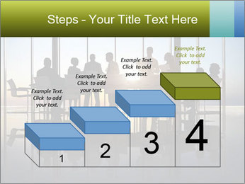 Conference Room PowerPoint Template - Slide 64