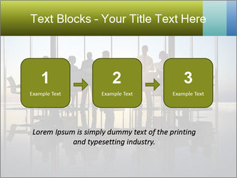 Conference Room PowerPoint Template - Slide 71