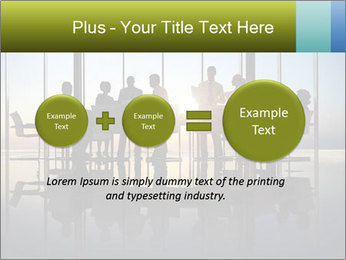 Conference Room PowerPoint Template - Slide 75
