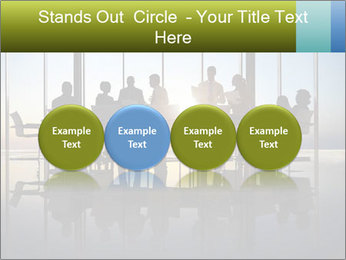 Conference Room PowerPoint Template - Slide 76
