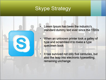 Conference Room PowerPoint Template - Slide 8
