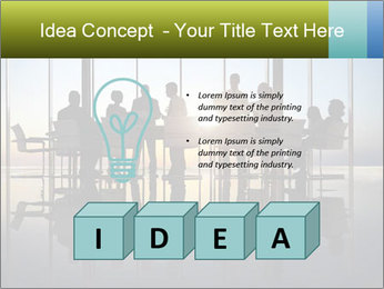 Conference Room PowerPoint Template - Slide 80