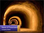 Tunnel PowerPoint Templates