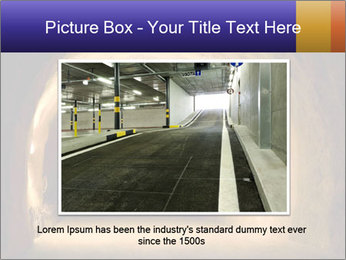 Tunnel PowerPoint Template - Slide 16