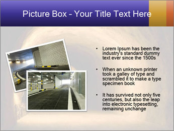 Tunnel PowerPoint Template - Slide 20