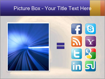 Tunnel PowerPoint Template - Slide 21