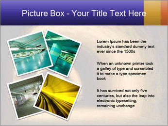 Tunnel PowerPoint Template - Slide 23