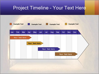 Tunnel PowerPoint Template - Slide 25