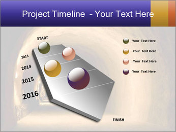 Tunnel PowerPoint Template - Slide 26