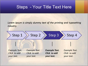 Tunnel PowerPoint Template - Slide 4