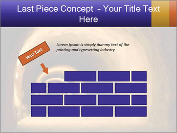 Tunnel PowerPoint Template - Slide 46