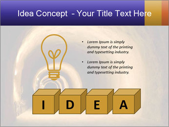 Tunnel PowerPoint Templates - Slide 80