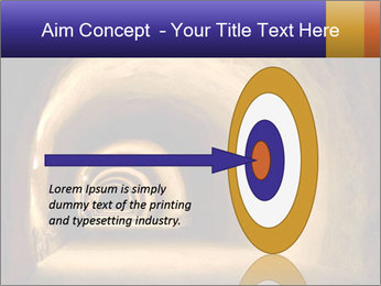 Tunnel PowerPoint Template - Slide 83