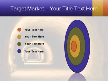 Tunnel PowerPoint Template - Slide 84