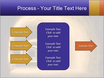 Tunnel PowerPoint Template - Slide 85