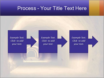 Tunnel PowerPoint Template - Slide 88