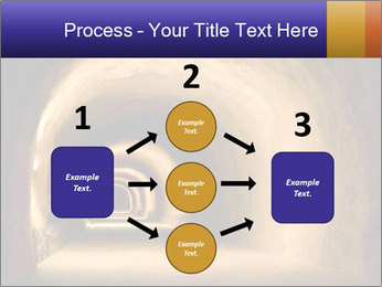 Tunnel PowerPoint Template - Slide 92
