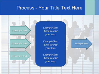 Silhouettes of business PowerPoint Template - Slide 85