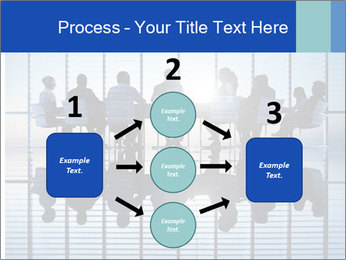 Silhouettes of business PowerPoint Template - Slide 92