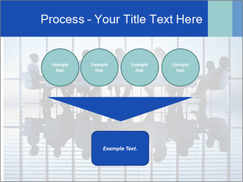 Silhouettes of business PowerPoint Template - Slide 93