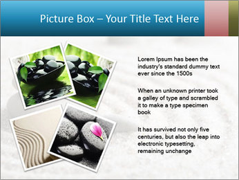 Meditation stone PowerPoint Template - Slide 23