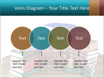 Stack of books PowerPoint Template - Slide 32