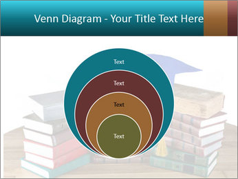 Stack of books PowerPoint Template - Slide 34