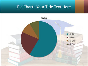 Stack of books PowerPoint Template - Slide 36