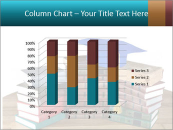 Stack of books PowerPoint Template - Slide 50