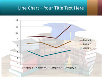 Stack of books PowerPoint Template - Slide 54