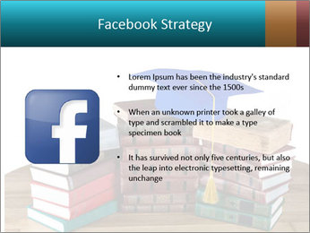 Stack of books PowerPoint Template - Slide 6