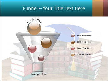 Stack of books PowerPoint Template - Slide 63
