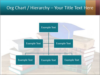 Stack of books PowerPoint Template - Slide 66