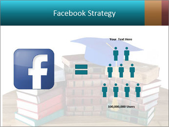 Stack of books PowerPoint Template - Slide 7