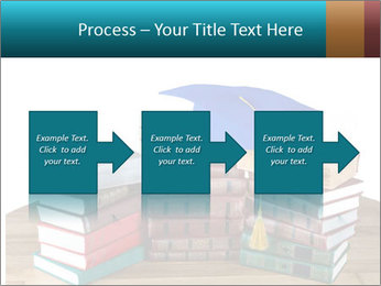 Stack of books PowerPoint Template - Slide 88