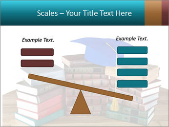 Stack of books PowerPoint Template - Slide 89