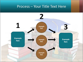 Stack of books PowerPoint Template - Slide 92