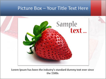 Chewing gum PowerPoint Template - Slide 15