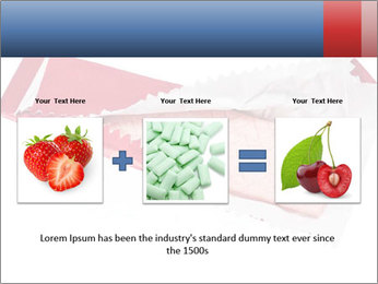 Chewing gum PowerPoint Template - Slide 22